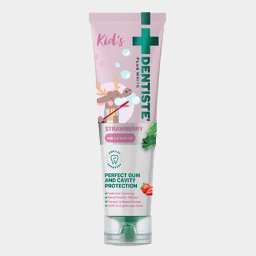 Dentiste Kids Strawberry Toothpaste 60g Age 2-6 yrs PXL